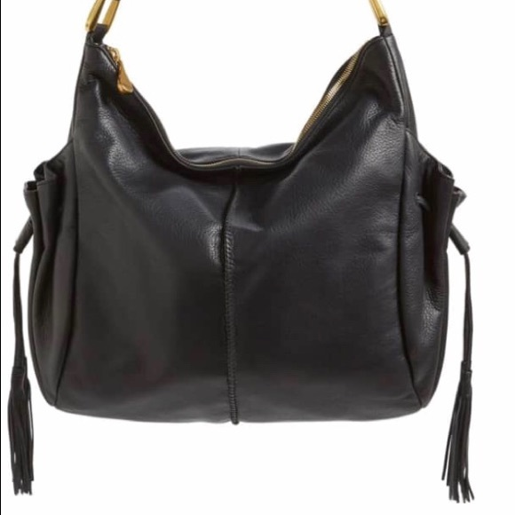 4d8fec00f907 Hobo Tempest Leather Bag - NWT